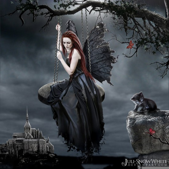 gothic art fantasy artwork - photo #3