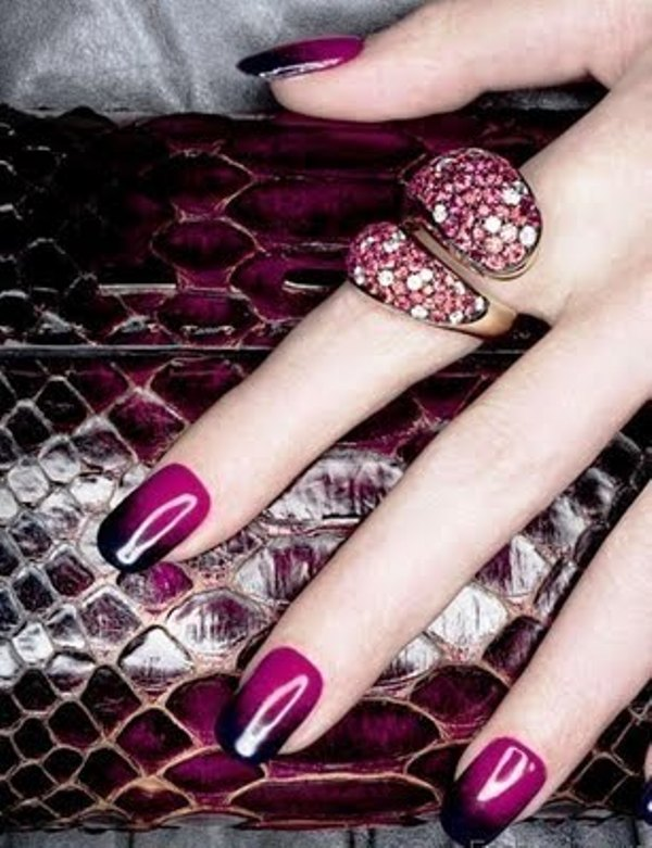 Trend Nail Art: Summer Of 2012 Nail Art Trends